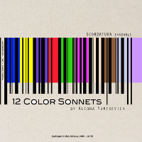 ALIONA YURTSEVICH - 12 COLOR SONNETS