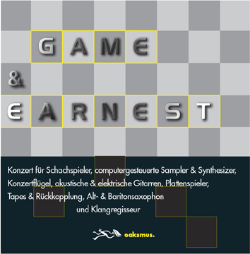 Game and Earnest